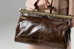 Саквояж Accordi Paul Erlich – идеальный вариант для женщины в коротких путешествиях