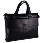 Кожаная сумка HB 165-5 black