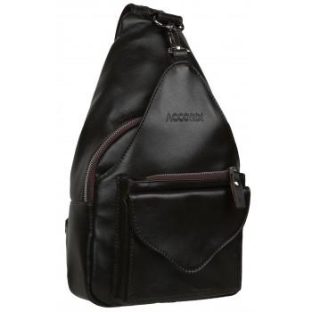 Женский рюкзак Accordi Maria brown