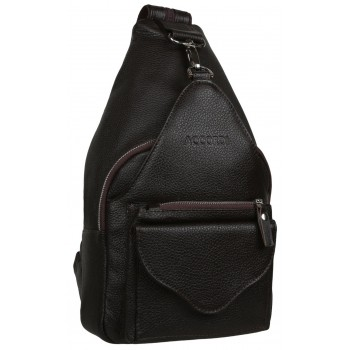 Женский рюкзак Accordi Maria relief brown