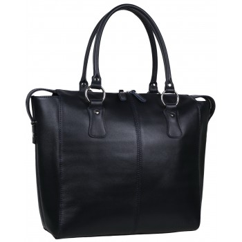 Женская кожаная сумка Accordi Noemi blue
