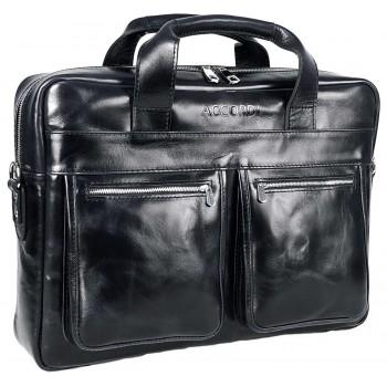 Деловая сумка Accordi Arduino black