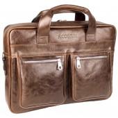 Деловая сумка Accordi Arduino brown