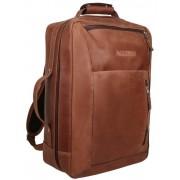 Багажный рюкзак-трансформер Accordi Bronx brown