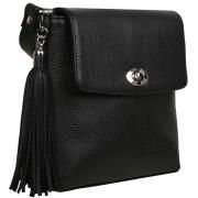Женская сумка через плечо Accordi Dora black