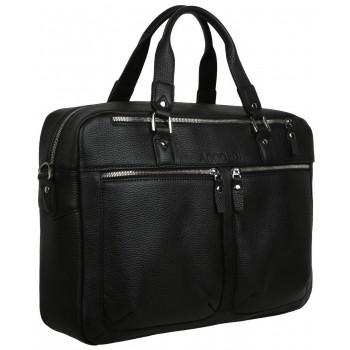 Деловая сумка Accordi Fredo black