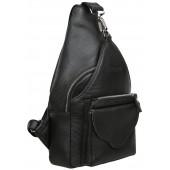 Женский рюкзак Accordi Maria relief black