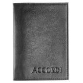 Обложка для паспорта Accordi Passport black