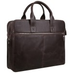 Деловая сумка Accordi Pellegrino brown