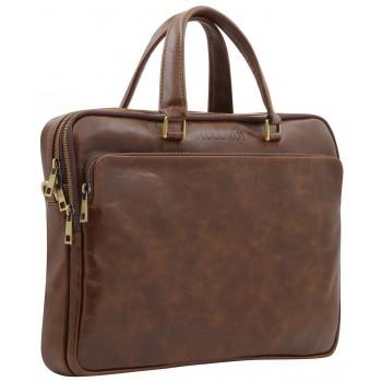 Деловая сумка Accordi Robert brown