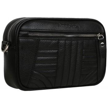 Женская сумка трансформер Accordi Vanni black