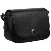 Кожаная сумка кросс-боди Accordi Virginia black