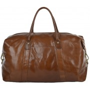 Дорожная сумка Ashwood Leather Harold 2070 chestnut brown