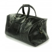 Дорожная сумка Ashwood Leather Lewis 2081 black