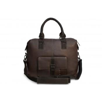 Дорожная сумка Ashwood Leather DJ-50