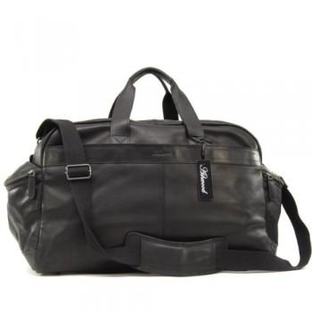 Дорожная сумка Ashwood Leather R6-21 black