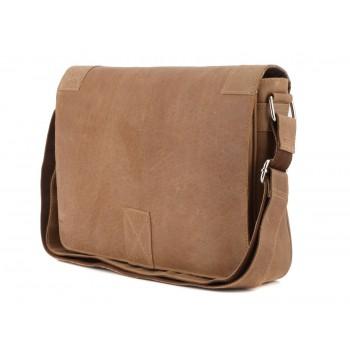 Сумка Ashwood Leather Piccadilly WLB-800 tan