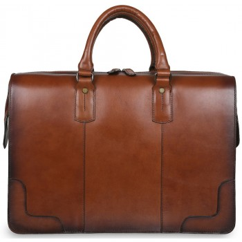 Кейс дорожный Ashwood Leather Dr.bag tan