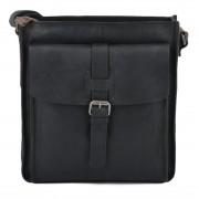 Сумка через плечо Ashwood Leather 4552 black