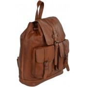 Рюкзак Ashwood Leather 7990 rust