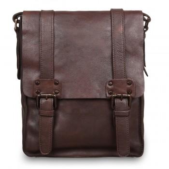 Сумка через плечо Ashwood Leather 7995 brown