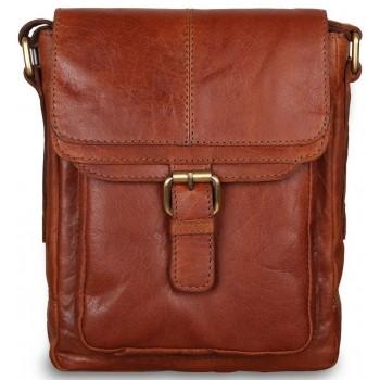 Сумка через плечо Ashwood Leather G-31 tan