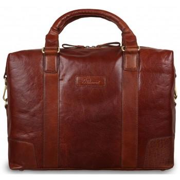 Деловая сумка Ashwood Leather G-34 tan