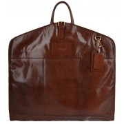 Кожаный портплед Ashwood Leather Harper chestnut brown