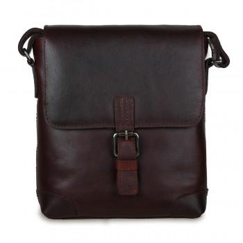 Сумка через плечо Ashwood Leather Jack tan