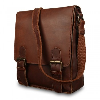 Планшет Ashwood Leather Draco brown burn