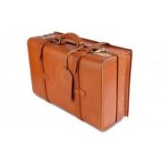Ретро чемодан Ashwood Leather VIN-018 Vintage Tan