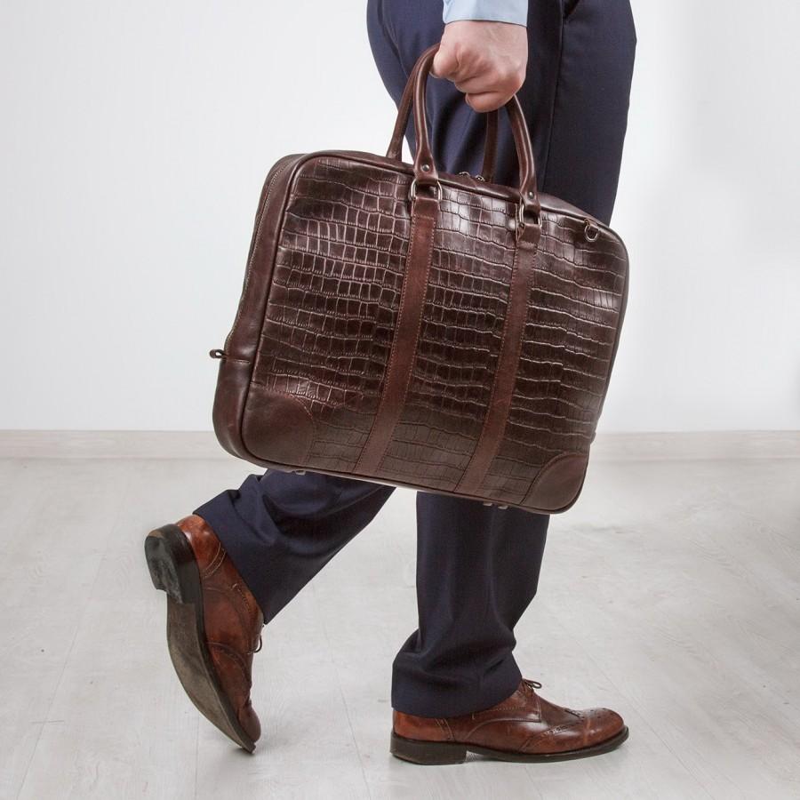 Мужской кожаный рюкзак купить в интернет магазине King