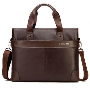 Деловая сумка Bostanten B10803 brown