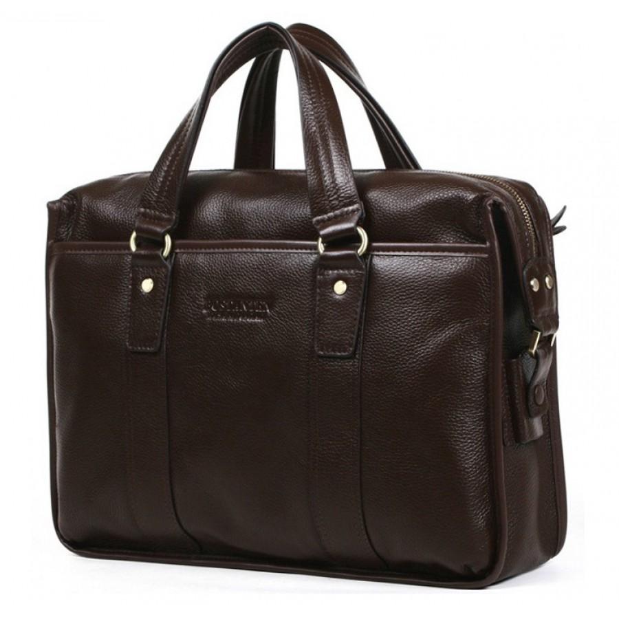 aed0a0f3da54 Мужские сумки из кожи, купить кожаную мужскую сумку недорого