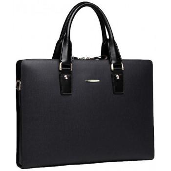 Деловая сумка Bostanten B11523 black