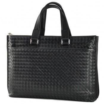 Кожаная сумка BV B821-2 black