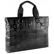 Кожаная сумка BB 241-5 black