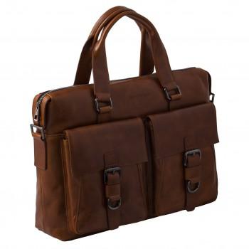 Деловая сумка EZ 78783 tan