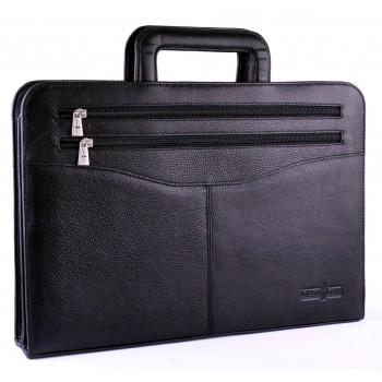 Кожаная папка-портфель GC 4225c