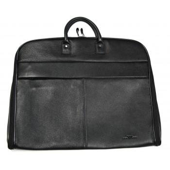 Кожаный портплед GA 1342-1 black