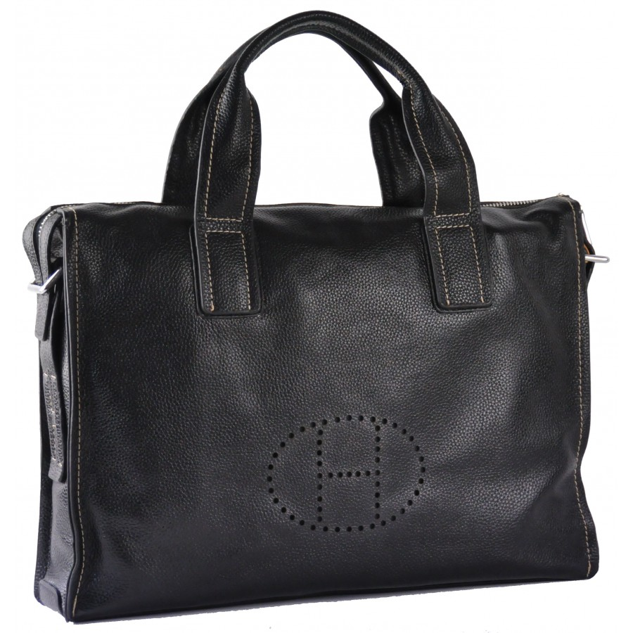 9267738ee97b CarryBag - Кожаная сумка Hermes 2804 black. Реплика высокого качества.