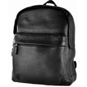 Кожаный рюкзак HT 8003-2 black