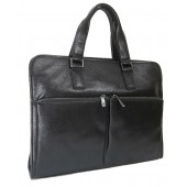 Кожаная сумка HB 1319-5 black