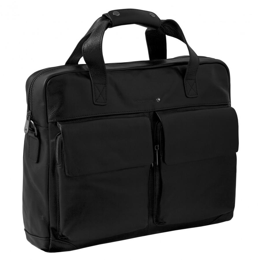546698134dc5 CarryBag - Копия мужской сумки Montblanc 318 black