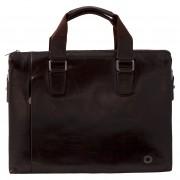 Кожаная сумка MB 78743 brown