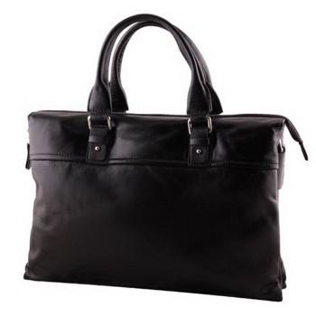 Кожаная сумка EZ 8192-1 black