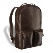 Кожаный рюкзак BRIALDI Bismark brown