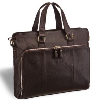 Деловая сумка BRIALDI Abilene brown