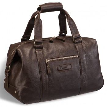 Мини дорожная сумка BRIALDI Adelaide relief brown