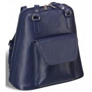 Женская сумка-рюкзак BRIALDI Beatrice relief navy